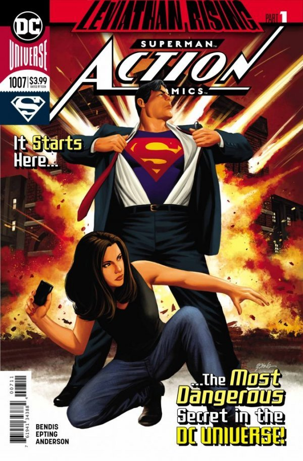 ACTION COMICS #1007 (2016) VF/NM DC