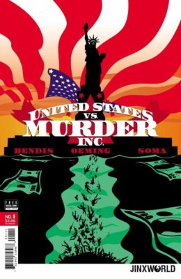 UNITED STATES VS. MURDER INC. #1 (2018) VF/NM DC