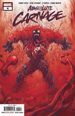 ABSOLUTE CARNAGE #4 (2019) VF/NM MARVEL
