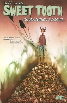 SWEET TOOTH VOL. 4: ENDANGERED SPECIES TP VF/NM VERTIGO