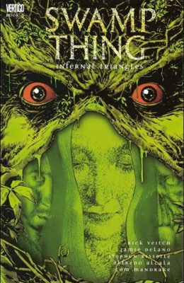 SWAMP THING BOOK 9: INFERNAL TRIANGLES TP VF/NM VERTIGO