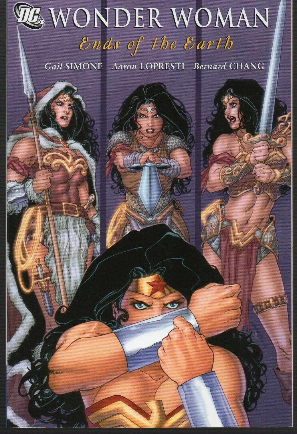 WONDER WOMAN: ENDS OF THE EARTH TP VF/NM DC