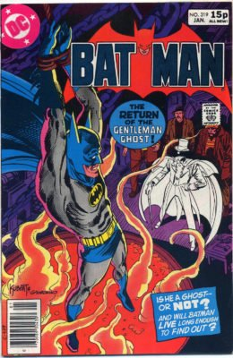 BATMAN #319 (1940) PENCE COPY FN DC