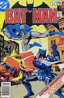 BATMAN #322 (1940) PENCE COPY GD WATER DAMAGE DC