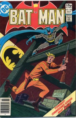 BATMAN #325 (1940) PENCE COPY GD DC