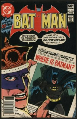 BATMAN #336 (1940) FN/VF DC