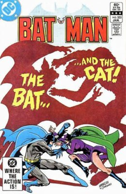 BATMAN #355 (1940) VF- DC