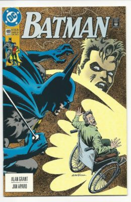 BATMAN #480 (1940) VF DC