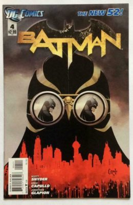 BATMAN #4 1ST FULL APP TALON NEW 52 (2011) VF/NM DC