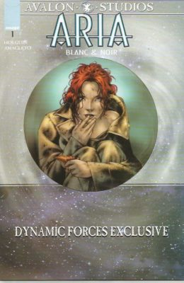ARIA: BLANC & NOIR #1 DYNAMIC FORCES VARIANT (1999) VF/NM IMAGE