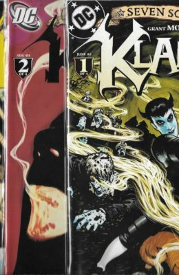 KLARION: SEVEN SOLDIERS OF VICTORY #1-4 COMPLETE SET (2005) VF/NM DC