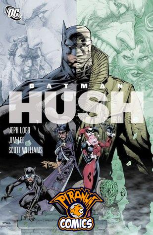 BATMAN: HUSH The Best Batman Story?