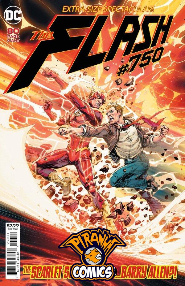 THE FLASH #750 (2018) VF/NM DC