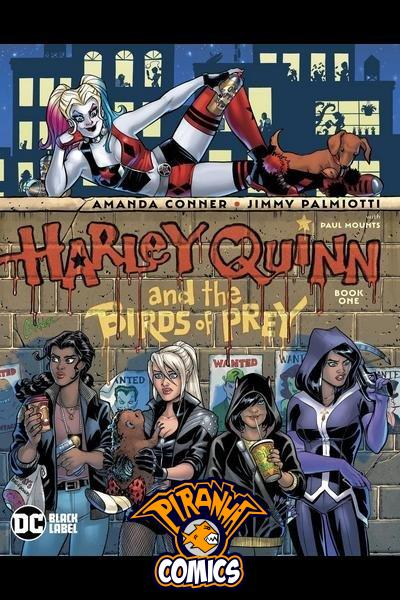 HARLEY QUINN AND THE BIRDS OF PREY #1 (2020) VF/NM DC
