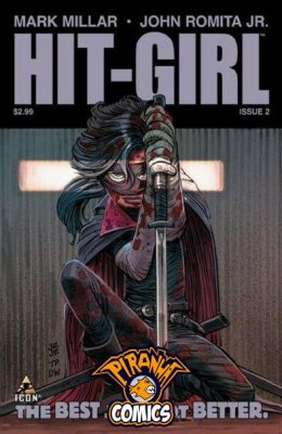 HIT-GIRL #2 (2012) PRE-OWNED IMAGE