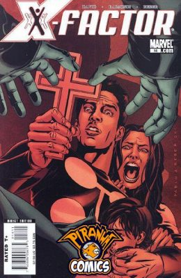 X-FACTOR #16 (2005) PRE-OWNED MARVEL