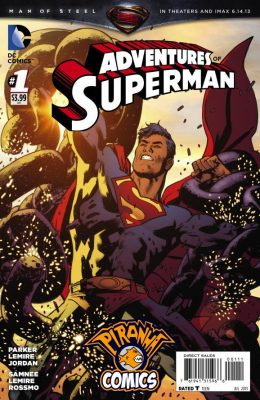 ADVENTURES OF SUPERMAN #1 (2013) PRE-OWNED DC