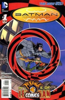 BATMAN INCORPORATED #1 (2012) PRE-OWNED DC