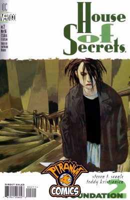 HOUSE OF SECRETS #2 (1996) PRE-OWNED DC