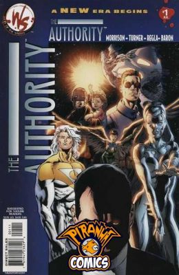 THE AUTHORITY #1 (2003) PRE-OWNED DC