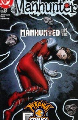 MANHUNTER #10 (2004) PRE-OWNED DC
