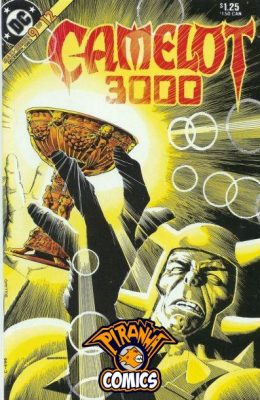 CAMELOT 3000 #9  (1982) PRE-OWNED DC