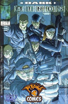 DARKMINDS #7 (1998) PRE-OWNED IMAGE