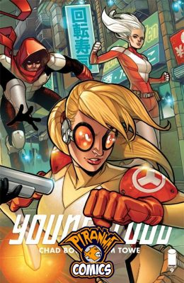 YOUNGBLOOD #9 (2017) PRE-OWNED IMAGE