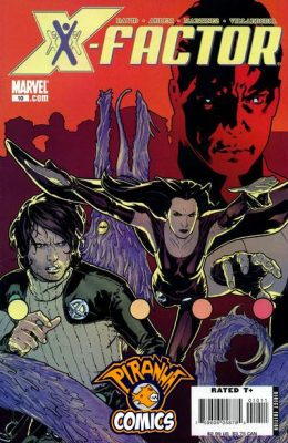 X-FACTOR #10 (2005) PRE-OWNED MARVEL