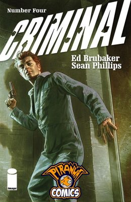 CRIMINAL #4 (2019) VF/NM IMAGE