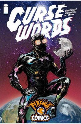 CURSE WORDS #24(2017) VF/NM IMAGE