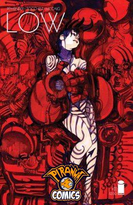 LOW #11 COVER B (2014) PRE OWNED IMAGE