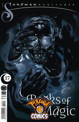 BOOKS OF MAGIC #17 (2018) PRE-OWNED DC