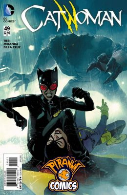 CATWOMAN #49 (2011) PRE-OWNED DC