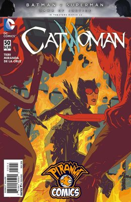 CATWOMAN #50 (2011) PRE-OWNED DC