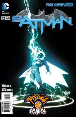 BATMAN #12 NEW 52 (2011) FN DC