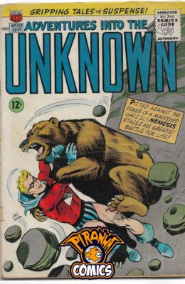 ADVENTURES INTO THE UNKNOWN #159 (1948) PR AMERICAN COMICS GROUP