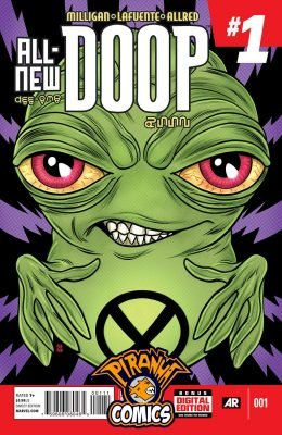 ALL NEW DOOP #1 (2014) VF/NM MARVEL