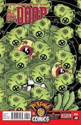 ALL NEW DOOP #4 (2014) VF/NM MARVEL