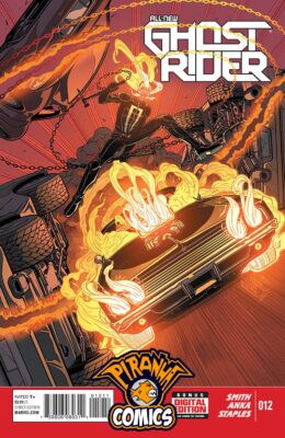ALL-NEW GHOST RIDER #12 (2014) VF/NM MARVEL