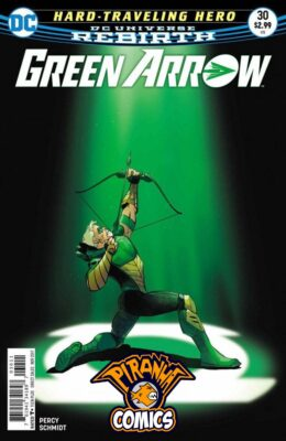 GREEN ARROW #30 (2016) VF/NM DC