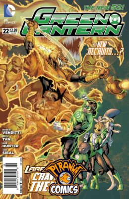 GREEN LANTERN #22 (2011) VF/NM DC