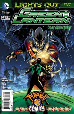 GREEN LANTERN #24 (2011) VF/NM DC