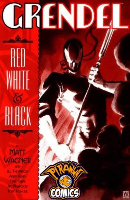 GRENDEL: RED, WHITE AND BLACK #1 (2002) FN/VF DARK HORSE