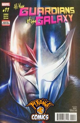 ALL NEW GUARDIANS OF THE GALAXY #11 (2017) VF/NM MARVEL