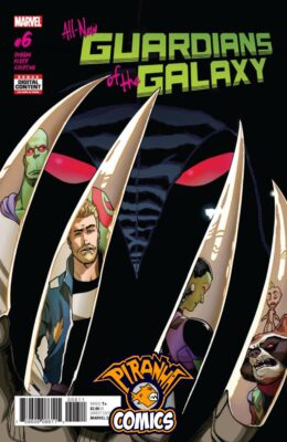 ALL NEW GUARDIANS OF THE GALAXY #6 (2017) VF/NM MARVEL