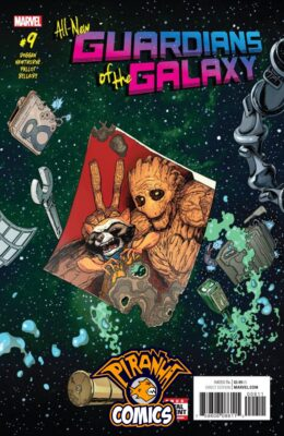 ALL NEW GUARDIANS OF THE GALAXY #9 (2017) VF/NM MARVEL