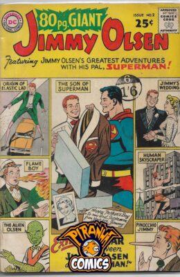 80 PAGE GIANT #2 (1964) FR DC