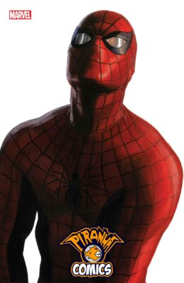 AMAZING SPIDER-MAN #50 ALEX ROSS SPIDER-MAN TIMELESS VARIANT PRE-ORDER 07/10/20 VF/NM MARVEL