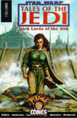 STAR WARS: TALES OF THE JEDI - DARK LORDS OF THE SITH TP USED GOOD BOXTREE